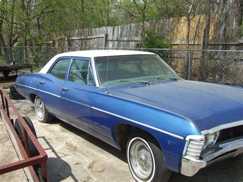 1967 chevrolet bel air information and photos momentcar