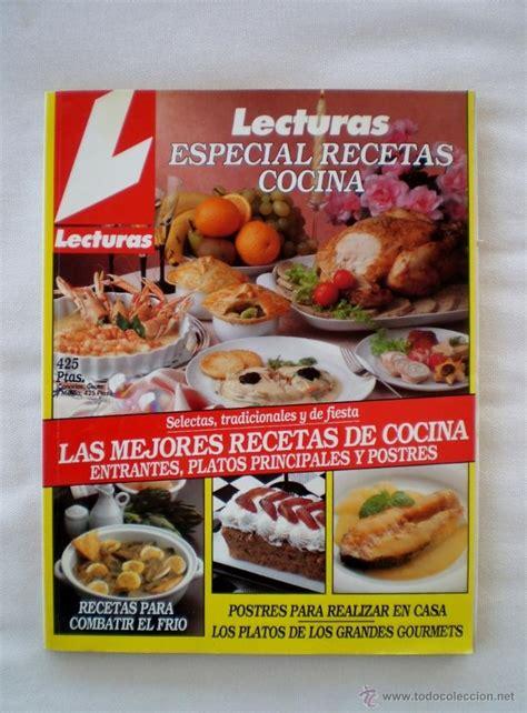 recetas de cocina revista lecturas lecturas especial recetas de cocina n 186 4 comprar