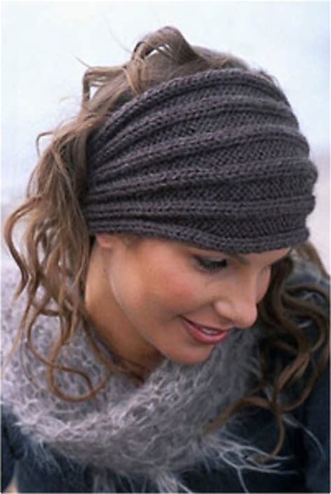 how to knit a headband top 10 warm diy headbands free crochet and knitting