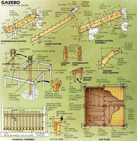 pergola blueprints free diy pergola plans blueprints plans free