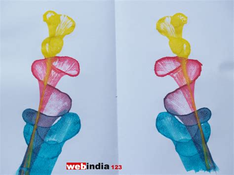 painting craft for thread painting how to make thread painting craft