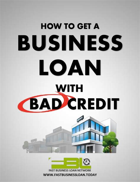 how to make a advance on a credit card how to get a business loan with bad credit