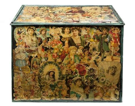 A Brief History Of Decoupage And Paper Craft