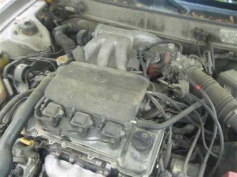 how cars engines work 2002 toyota avalon head up display 97 avalon engine noise youtube