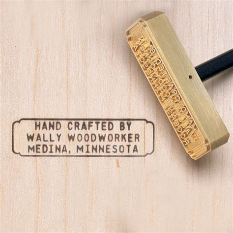 signature custom woodworking branding iron woodworking woodworking tools list uses