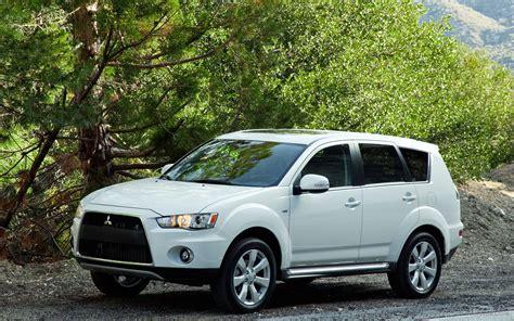 2010 Mitsubishi Outlander by 2010 Mitsubishi Outlander Gt Wallpaper Hd Car Wallpapers