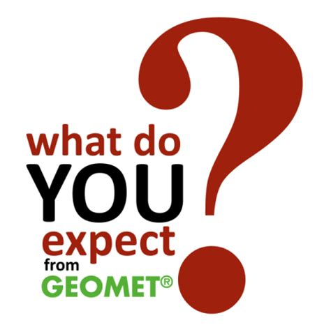 what do do what do you expect from geomet 174