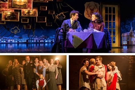groundhog day musical tour three musicals a market to visit this week groundhog