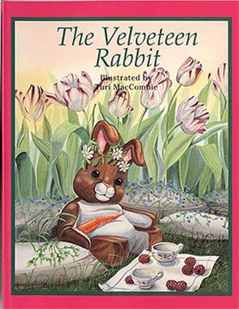 the rabbits picture book the velveteen rabbit illustrated books spiderwebart