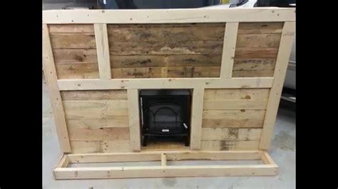 how to build an indoor fireplace how to make fireplace from pallets diy how to