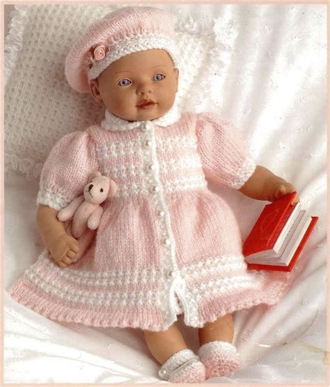 baby sets knitting patterns 23 best baby sets images on baby patterns