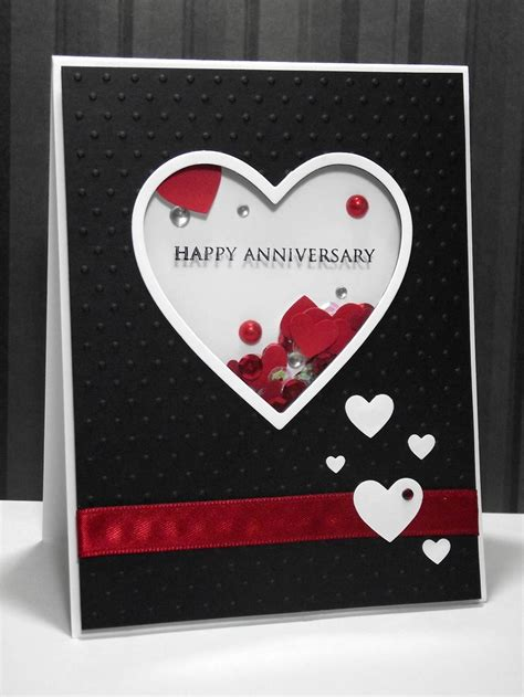 how to make an anniversary card 25 best ideas about anniversary cards on