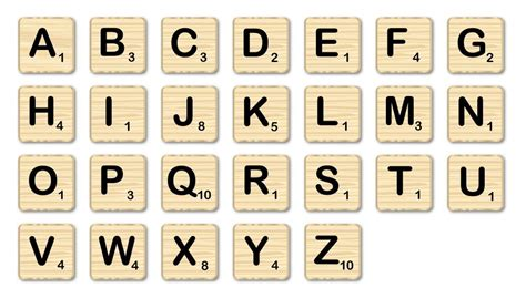words from letters scrabble how to play scrabble on family