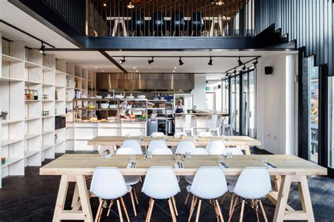 Edwardian Kitchen Design tilt completes its first gallery restaurant on regent s canal