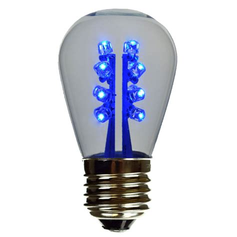 blue led light bulb blue led light bulbs shop sylvania blue led a19