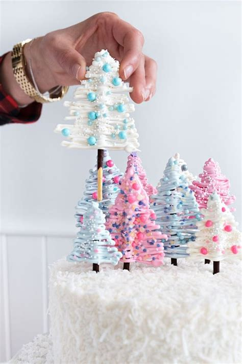 cake tree decorations 60 easy cake decoration ideas