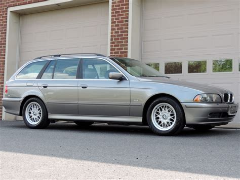 2002 Bmw 525i For Sale by 2002 Bmw 5 Series Sport Wagon 525i Stock D86631 For Sale