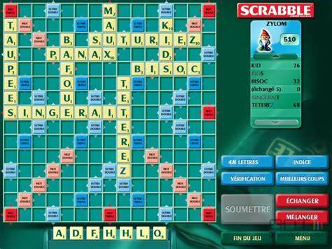 scrabble fr scrabble deluxe screen 1