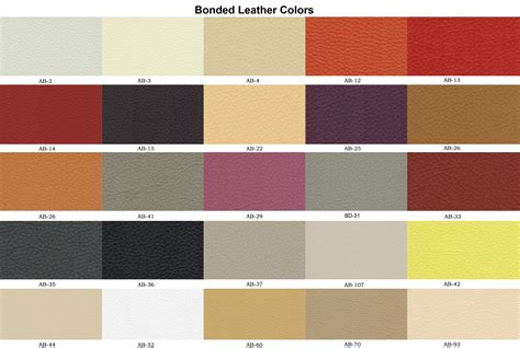 bonded leather colors the sofa king