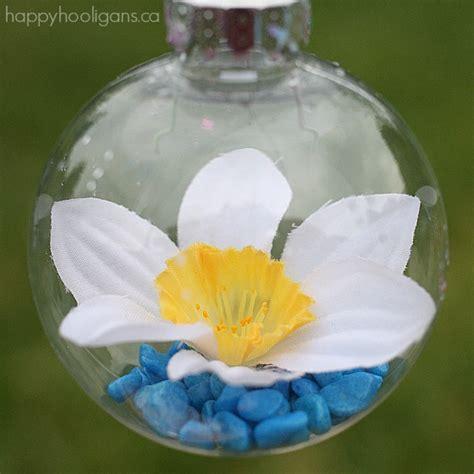 flower garden ornaments flower drop garden ornaments a gorgeous craft for