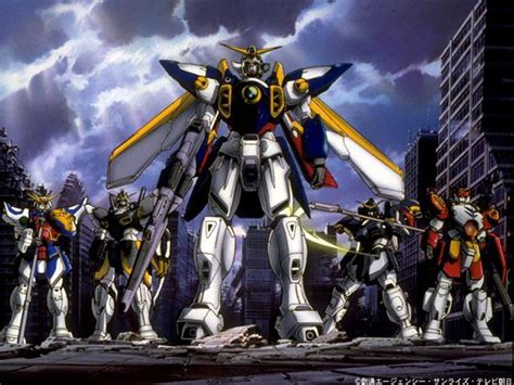 gundam wing adapt this mobile suit gundam collider