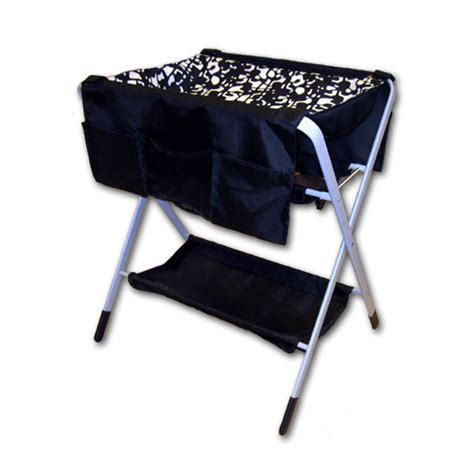 folding changing tables changing table encore second baby registry