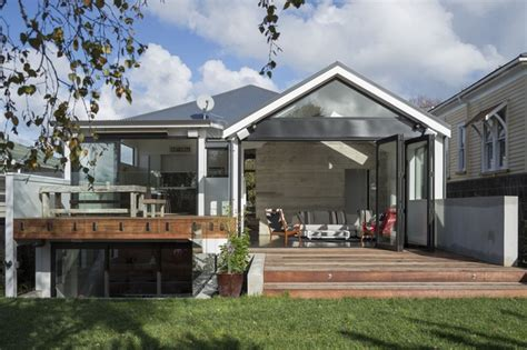 Detached Garage Design Ideas grey lynn renovation architecture now