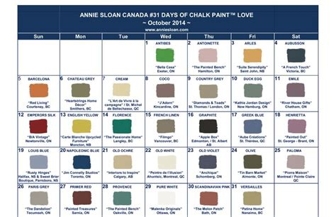 chalk paint colours canada 35 best the painted garden images on gardens