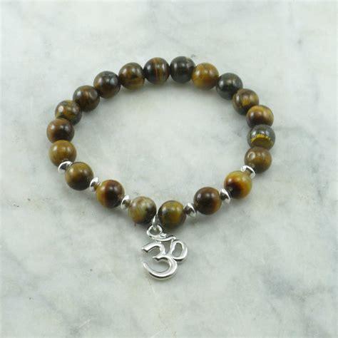 mala bead bracelet balance mala bracelet 21 tiger eye mala