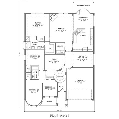 floor plans for one story homes small one story home plans floor plans for small one story