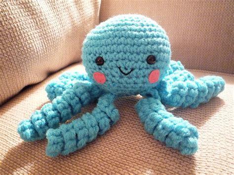 octopus knitting pattern live it it make it it free knitting patterns
