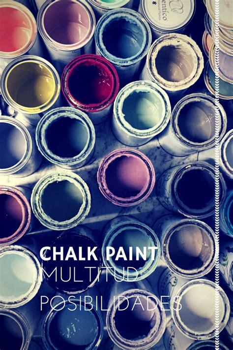chalkboard paint que es chalk paint un mundo de posibilidades chalk paint diy