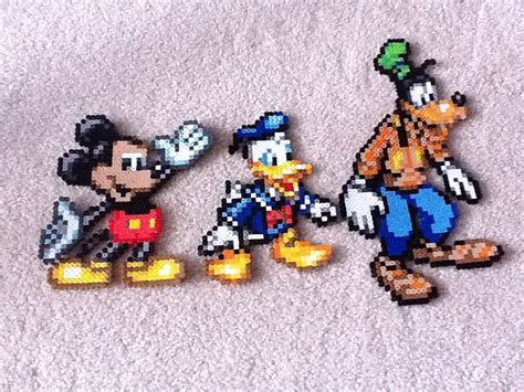 Disney Perler By Thebeadlord On Deviantart
