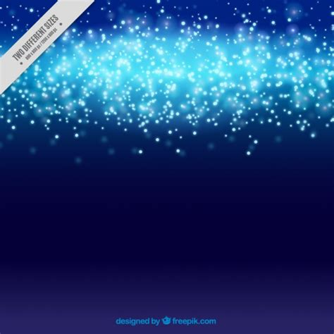 and lights lights blue band background vector free