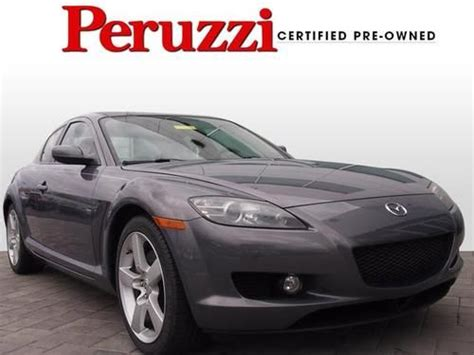 buy car manuals 2008 mazda rx 8 parking system buy used 2008 mazda rx 8 6 speed manual leather moonroof rotary in fairless hills pennsylvania