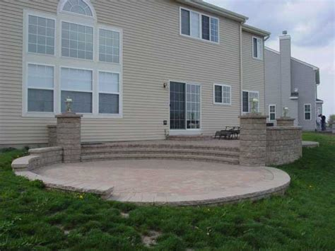 raised paver patio designs galleries related patios raised patio designs raised paver