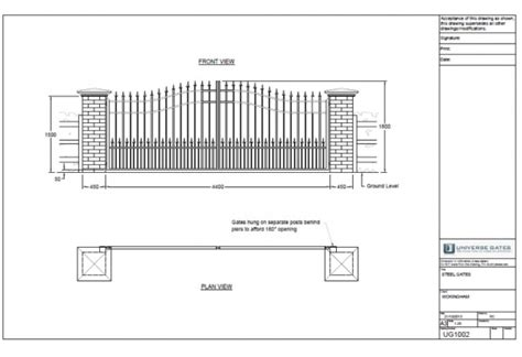 Free Cad Floor Plans electric gates archives electric gates automatic gates