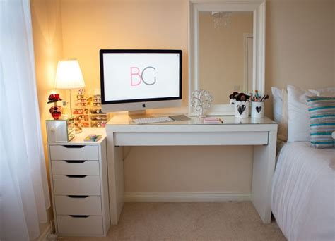 Bedroom Vanity With Storage best 25 malm dressing table ideas on pinterest ikea
