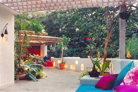 Garden Accessories Mumbai Open Terrace Design Ideas