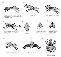 simple origami spider asociacion mexicana de papiroflexia ara 241 a de leonard