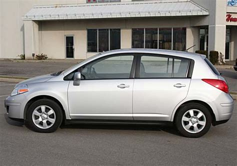 2007 Nissan Versa Review by 2007 Nissan Versa Auto Reviews