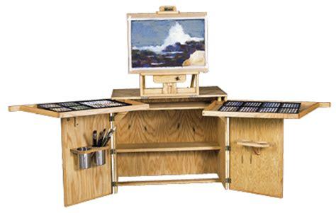 artist desk best urania s desk pastelist s desk easel