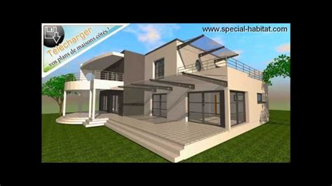 cuisine architecture moderne plan maison moderne plans pour construire plan maison moderne