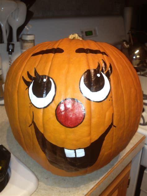 pumpkin cheek painted pumpkin faces pumpkin faces