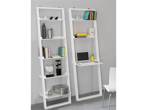 white shelving unit unique ladder shelving unit homesfeed