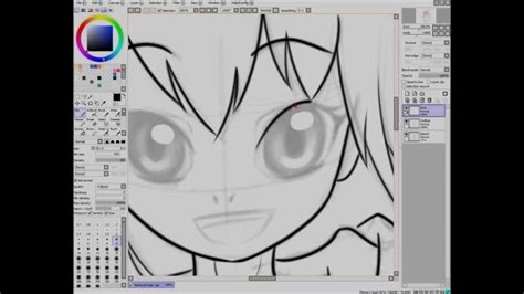 paint tool sai lineart tips beginner s tutorial 2 sai drawing process outline