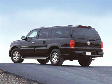 2003 Cadillac Escalade Esv by 2003 Cadillac Escalade Esv Reviews Specs And Prices