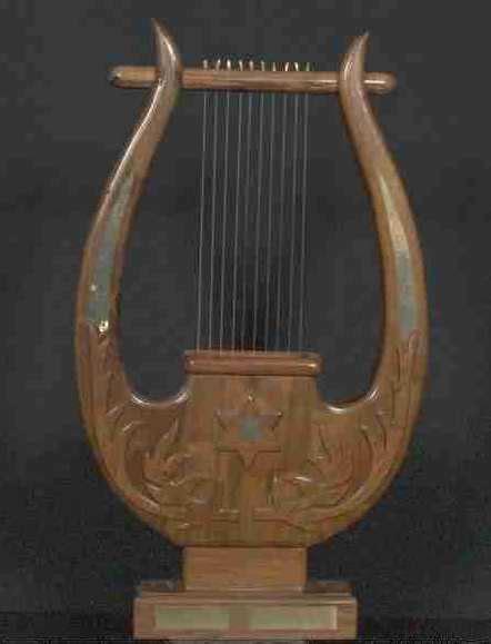 lyre musical instrument lyre