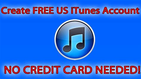 how to make itunes without credit card how to make a us itunes account without credit card