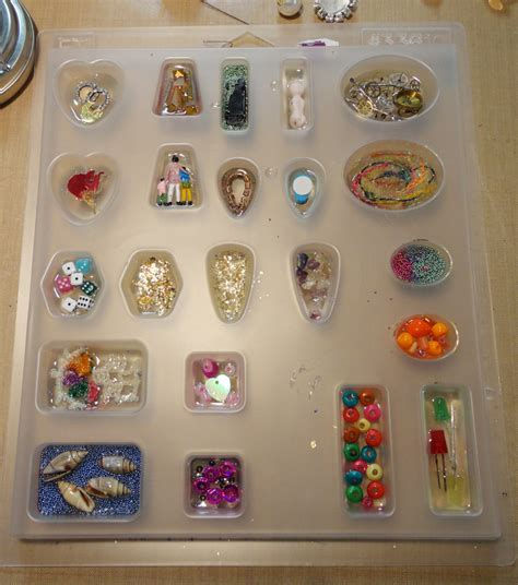 resin craft projects resin crafts working in molds part one